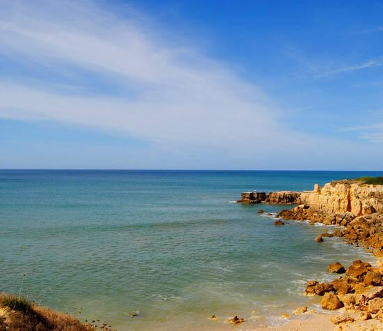 Portugal - Albufeira/ Praia do Castelo