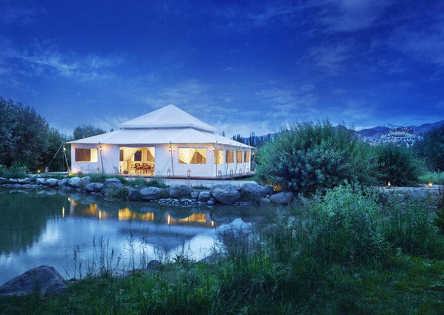 Top Romantic Honeymoon Hotels in India