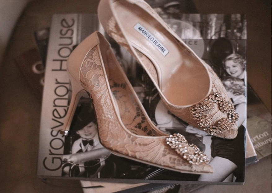 How-To Choose The Right Shoes For Your Wedding
