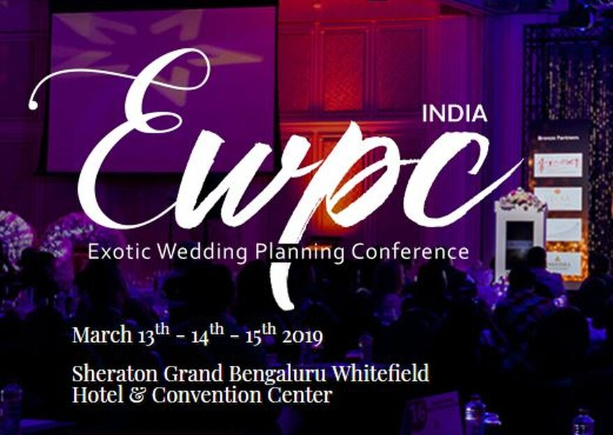 The Count Down Begins To The 7th Exotic Wedding Planning Conference and MICE Conclave