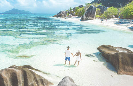 Search for your destination wedding in Seychelles