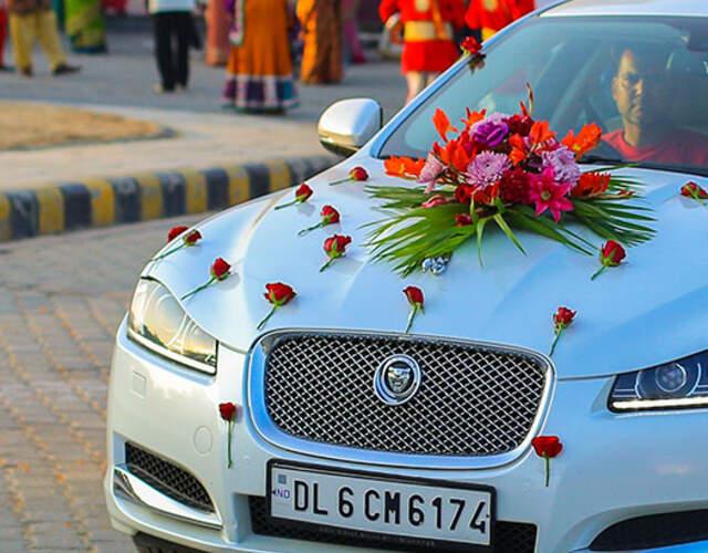 Wedding cars & buses in Goa