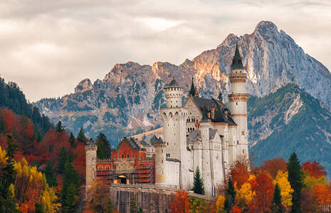 Search for your destination wedding in Germany