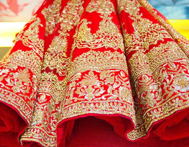 Bridal Lehenga in India
