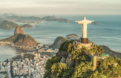 Search for your destination wedding in Brazil
