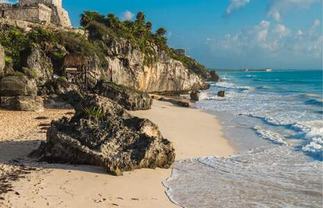 Search for your destination wedding in Mexico
