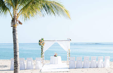 Search for your destination wedding in Mauritius