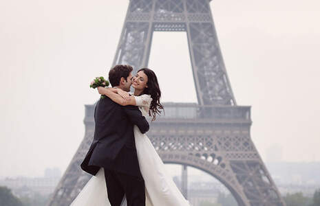Search for your destination wedding in France
