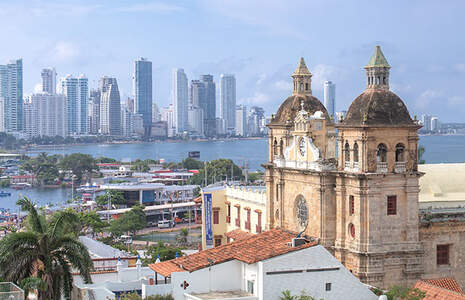 Search for your destination wedding in Colombia