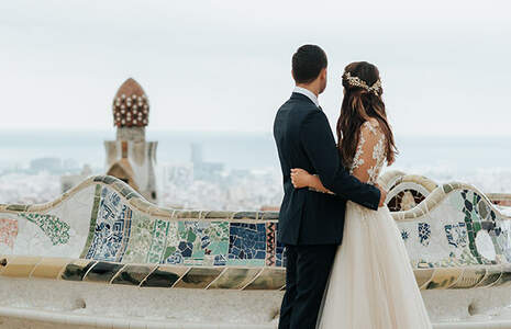 Search for your destination wedding in Spain