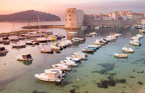 Search for your destination wedding in Croatia