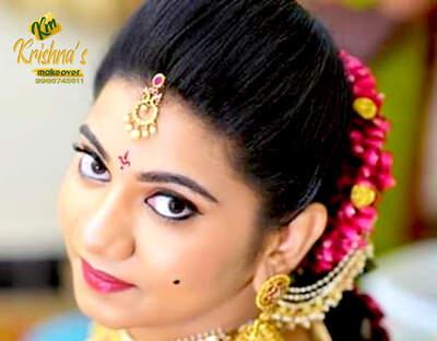 Krishna's Makeovers